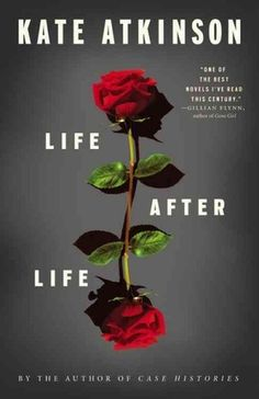 Life After Life was a compelling read, like a choose your own adventure in a way, but so much more.  It was amazing how Kate Atkinson wove this tale.  Funny that the review this will link to was by the author of the book I read right before this awesome story.