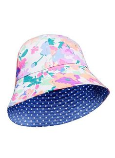 Seed Floral Sun Hat