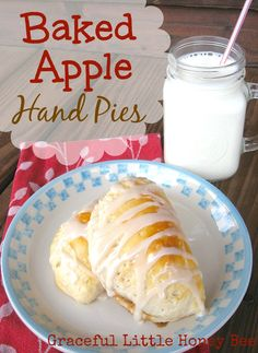These old fashioned apple hand pies will satisfy any sweet tooth!