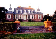 Front of Mulberry Plantation - Berkeley County, South Carolina