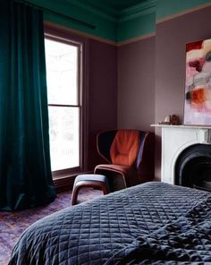 18 of the best interiors featuring the Pantone's 2018 Colour of the Year - Vogue Australia