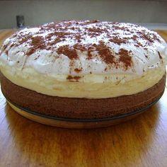 HOZZÁVALÓK  A tésztához:   • 7 tojás sárgája  • 20 dkg cukor  • 12 kanál víz  • 20 dkg liszt  • 1 csomag sütőpor  • 2…