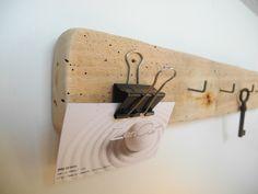 Treibholz Schlüsselbrett. By Zen-Art Dawanda