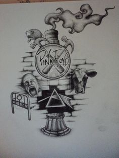 pink floyds tattoos - Google Search