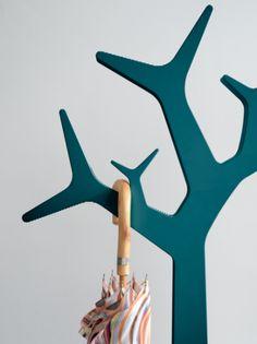 porte-manteau arbre en chêne. conception comingb. | création ... - Fabriquer Un Porte Manteau En Forme D Arbre