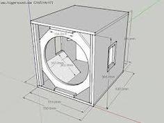 Speaker Box Diy, Custom Speaker Boxes, Speaker Plans, Speaker Box Design, 12 Subwoofer Box, Subwoofer Box Design, Subwoofer Speaker, Audio Amplifier, New Inventions