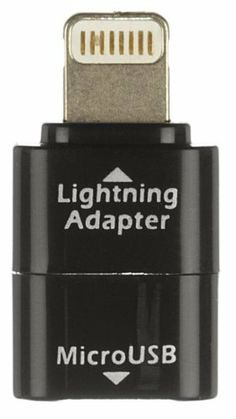 Charge It Apple Lightning to Micro USB Adapter for iPhone 5, iPod Touch 5, iPad/iPad Mini - Black by Charge, http://www.amazon.co.uk/dp/B00G4E0AFG/ref=cm_sw_r_pi_dp_M4N1sb05BCMT7