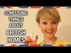 2 in 1 washing machine. What might Americans find confusing about a British home? New Anglophenia host Kate Arnell takes us on a tour of the charming quirks of a U. British Vs American, Typical British, British Home, English People, Moving To The Uk, British Things, Bbc America, Gloria Vanderbilt, English Vocabulary