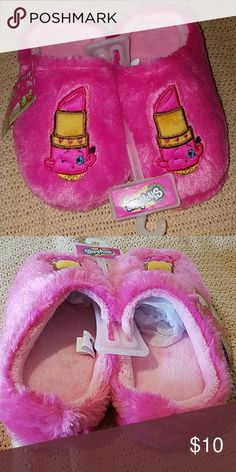 Trolls Toddler Girl/'s House Shoes 11-12 New with tags Slippers sz