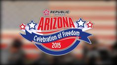 Arizona Celebration of Freedom 2015 is just 26 days away! #AZCOF #4thofJuly #HappeningInMesa