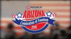 Arizona Celebration of Freedom 2015 is just 26 days away! #AZCOF #4thofJuly #HappeningInMesa