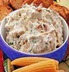 Bubba Gumps Spicy Shrimp Dip - Right from the official Bubba Gump Cook Book. A real crowd pleaser and easy to make.