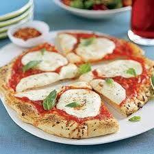 Pretty Pizza Margherita