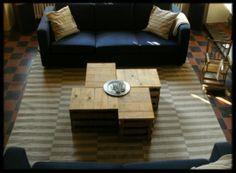 Ieder moment een andere salontafel. - IKEA FAMILY