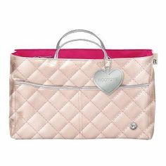 ROOTOTE Quilted Handbag [ROOTOTE ROO-Carriage - Carriage-C] Light Pink – One Size 1022807228