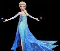 Frozen Elsa Costume | Disney -- Frozen - Elsa Cosplay Costume Version 01