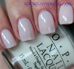 OPI Don't Touch my Tutu! Soft Shade