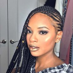 Beyonce Braids To The Side Pictures 61 best lemonade inspired braids stayglam Beyonce Braids To The Side. Here is Beyonce Braids To The Side Pictures for you. Beyonce Braids To The Side 33 lemonade braids trending styles and how. Latest Braided Hairstyles, Big Box Braids Hairstyles, Lemonade Braids Hairstyles, Try On Hairstyles, African Braids Hairstyles, Hairstyles 2018, Teenage Hairstyles, Hairstyle Ideas, Beyonce Lemonade Braids