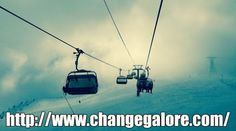The term ski lift refers to a Mechanised system to drag, lift an move people up a mountain with ease. Snowboarding, Skiing, Disneyland, Vail Resorts, Crystal Mountain, Alpe D Huez, Ski Holidays, Ski Lift, Change Management