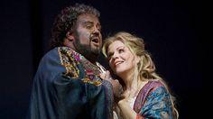 Renee Fleming Singing | Renee Fleming and Johan Botha in The Metropolitan Opera?s Otello .