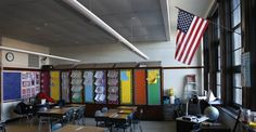There are more restrictions to professional freedom in the United States, and the teachers find the school day overly rigid.
