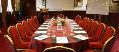 Corporate events, meetings, conferences, exhibitions, fairs, product launches, training, workshops at the Station House Hotel