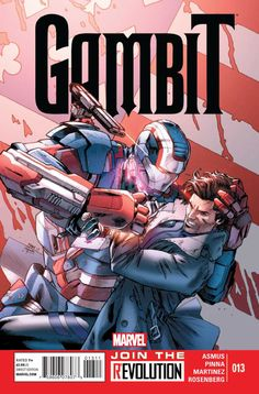 Gambit #13 - A Little Piece of My Heart (Issue)