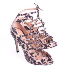 91d6df2d24a  299 SANDÁLIA GLADIADORA DE ONÇA GELO - Luiza Barcelos Me Too Shoes