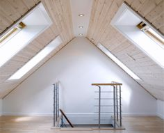 Matty - I never get tired of skylights!
