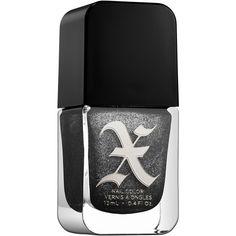 Formula X KVD VS Formula X Nail Polish ($13) ❤ liked on Polyvore featuring beauty products, nail care, nail polish, nails, makeup, cosmetics and formula x nail polish
