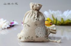Find More Packaging Bags Information about 18*25cm 50pcs Cotton Linen Drawstring gift bags for jewelry/wedding/christmas/birthday  with handles Packaging Linen pouch Bags,High Quality gift bags large,China gift bag shop Suppliers, Cheap bag of chips productions from Playful beauty department store on Aliexpress.com
