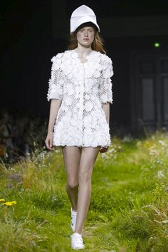 Moncler Gamme Rouge Ready To Wear Spring Summer 2016 Paris