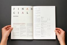 Annual report - Craft on Behance
