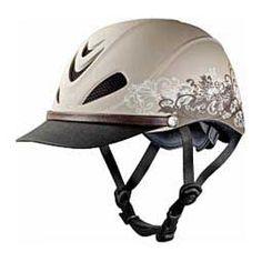 Dakota Trail Duratec Recreation Horse Riding Helmet Traildust - Item # 40766