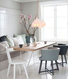 Interior inspiration: Pretty pastel | Fashionlab