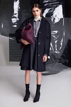Photographer: Paavo Lehtonen MUAH: Piia Hiltunen Stylist: Shadi Razavi Model: Christina Shevelkova Red Moon, Light And Shadow, That Look, Feminine, Skirt, Sweater, Collection, Style, Fashion