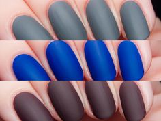 Cirque Colors Metropolis Collection Swatches via @chalkboardnails