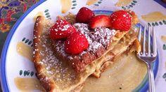 Oven Puff Pancake