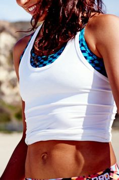 Cool to the core. The Nike Pro Printed Bra and G87 Training Tank bring breathability when you need it most.