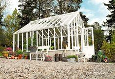 Växthus utan bygglov, friggastorlek. Sweden Greenhouse.