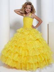 Tiffany Princess Pageant Dresses For Girls: PageantDesigns.com
