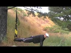 TRX® for Triathlon Training - YouTube___Awesome explanations & great exercises for swim, bike & run!!
