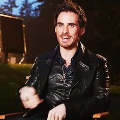 """#excuse you #can you stop? #life ruiner "" Colin O'Donoghue"