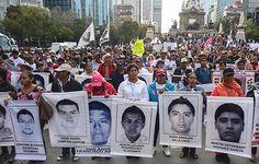 "Transcurre en calma marcha ""a dos años, nos faltan 43"" EN CDMX"