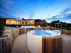 The ultimate beach house