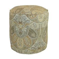 I pinned this Damia Pouf in Sandstone from the Refined Elegance event at Joss and Main!
