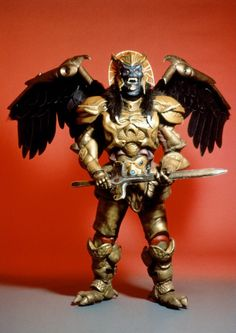 Goldar- with his wings and sword