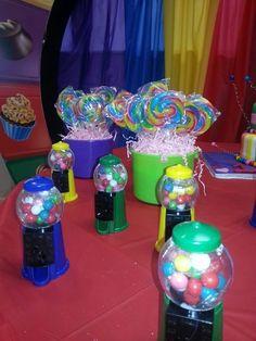 "Photo 7 of 17: Candy, Candyland, Candy Land / Birthday ""Alianny's 1st birthday @ Candyland"" | Catch My Party"