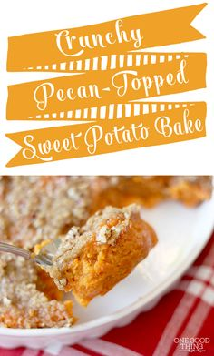 Sweet Potato Side Dish Makeover