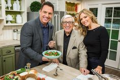 Recipes - Home & Family: Lebanese Lentils and Rice | Hallmark Channel
